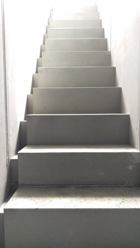 人道ボックス・階段ボックスのプレキャスト化の施工例