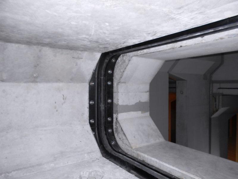 IBボックスカルバート 50Rタイプの施工例