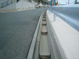 階段ロングUの施工例