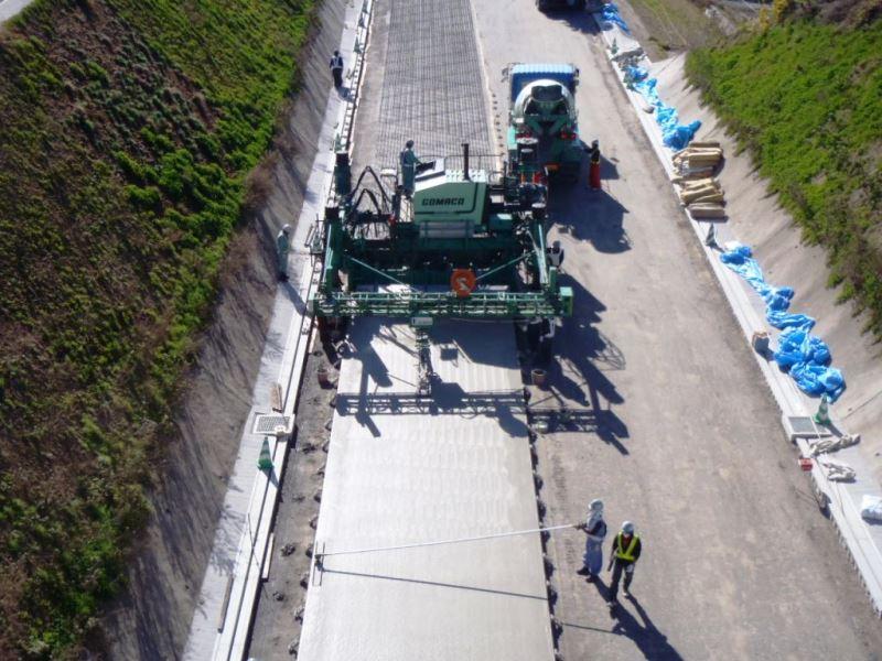 東九州自動車道 野方地区(第2工区)舗装工事