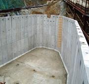 オープン式調整池 ケイコン 製品・工法